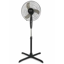 KOOPER - Kooper Ventilatore a piantana 150 cm nero, Nero, 50 W, AC, 780 mm, 1500 mm, 3,55 kg