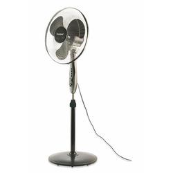 KOOPER - Kooper Ventilatore piantana con timer 140 cm nero, Nero, 45 W, 420 mm, 1400 mm, 4 kg, 450 mm