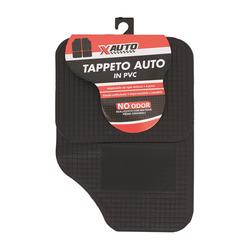 X-AUTO - Tappetini auto 4 pezzi