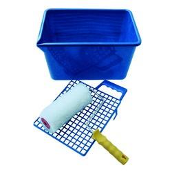 BRICO IO - Kit secchio+rullo+rete