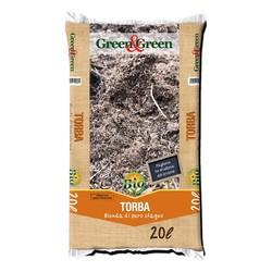 GREEN&GREEN - Torba terriccio 20Lt