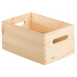 ASTIGARRAGA - Cassetta in legno impilabile