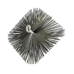 Scovolo rettangolare in acciaio-12,30 €