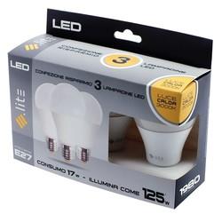 Tris lampadine led a goccia-18,90 €