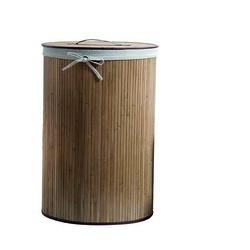 COMPACTOR - Porta biancheria in bambu