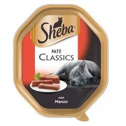 SHEBA - Sheba Sheba flexi 85 gr. pate' con manzo