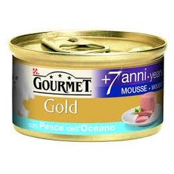GOURMET - Gourmet Gold pesce di oceano, gr 85