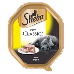 SHEBA - Sheba flexi 85 gr pate' con pollo