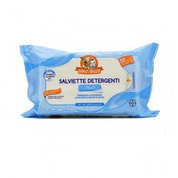BAYER - Bayer Salviette Detergenti al Talco 50pz