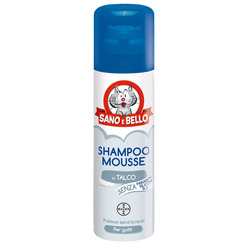 BAYER - Bayer Shampoo Mousse a Secco