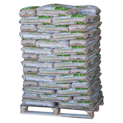 NORDENWALD - Bancale Pellet alta qualita' - 84 sacchi da 10 kg