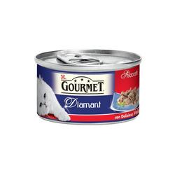 GOURMET - Gourmet diamant sfilaccetti di vitello 85 gr
