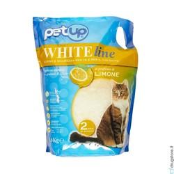 PETUP - Petup Lettiera in silicio limone 3,6Kg