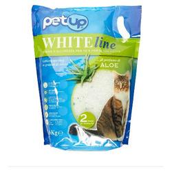 PETUP - Petup Lettiera in silicio Aloe 3,6 kg