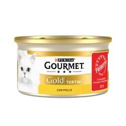 GOURMET - Gourmet Gold Tortini di pollo, 85 gr