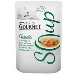 GOURMET - Gourmet Soup Pollo al Naturale con Verdure in Brod