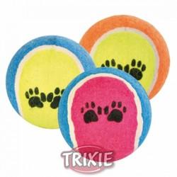 TRIXIE - Palla da Tennis 6 cm