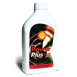 SHELL - Olio Shell Power Plus 15w 40 1 Lt