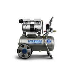 HYUNDAI - Compressore Super Silenziato 24lt