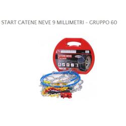 START - Catee da Neve 9 mm Gruppo 60