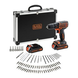 BLACK+DECKER - Trapano Avvitatore 18V
