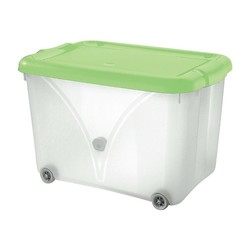 TONTARELLI - Contenitore Jumbo 60lt - verde