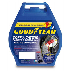 GOOD YEAR - Catene da Neve Goodyear, 9 mm, Gruppo 30