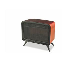 KOOPER - Termoventilatore Effetto Camino 1600 watt Rosso