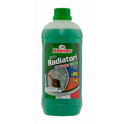 RHUTTEN - Liquido Radiatori Ecobioflu Verde 1 Lt