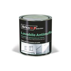 BRICOIO - Idropittura Lavabile Antimuffa 1 Lt Bianco