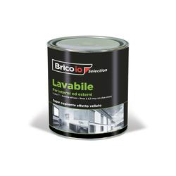 BRICOIO - Idropittura Lavabile 1 Lt Bianco