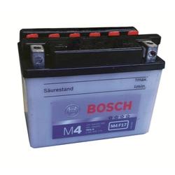 BOSCH - Bosch Batteria Moto M4F17  4 Ah DX