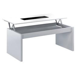 KESTILE - Tavolino Sollevabile Delfi C1 Bianco