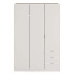KESTILE - Armadio Genziana B02 Bianco