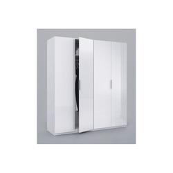 KESTILE - Armadio Sitael 1 Bianco