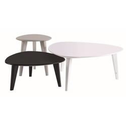 KESTILE - Set Tre Tavolini Danke
