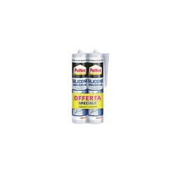 *** - Pattex sigillante universale bianco bi-pack 280ml