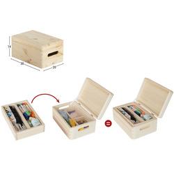 ASTIGARRAGA - Cassetta con Coperchio 30x20x14