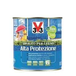 V33 - Smalto per Legno  Bianco 500 ml