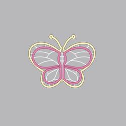 LOTTI - Neon Farfalla