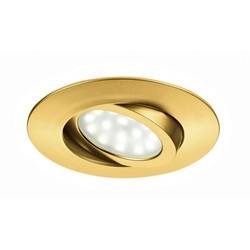 FAN - Faretto Incasso Zenit oro