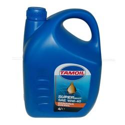 TAMOIL - Tamoil 15W40 4 Lt