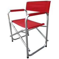 *** - Sedia da Campeggio Pieghevole Rosso