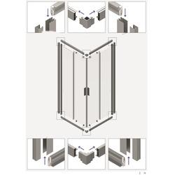 Box Doccia 70x90