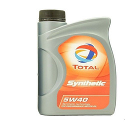 TOTAL - Total Synthetic 5W40 4 Lt