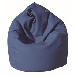KESTILE - Poltrona Sacco Dea A3 Blu