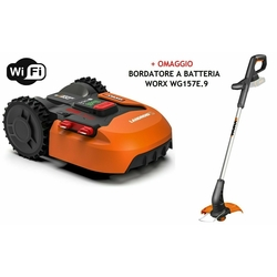 WORX - Robot Rasaerba Landroid WG130E + Tagliabordi