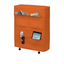 KESTILE - Rete Pieghevole Brenda Task A3 Arancione