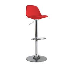 KESTILE - Sgabello Lounge A1 Rosso