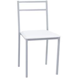 KESTILE - Set 4 Sedie Edera A1 Bianco